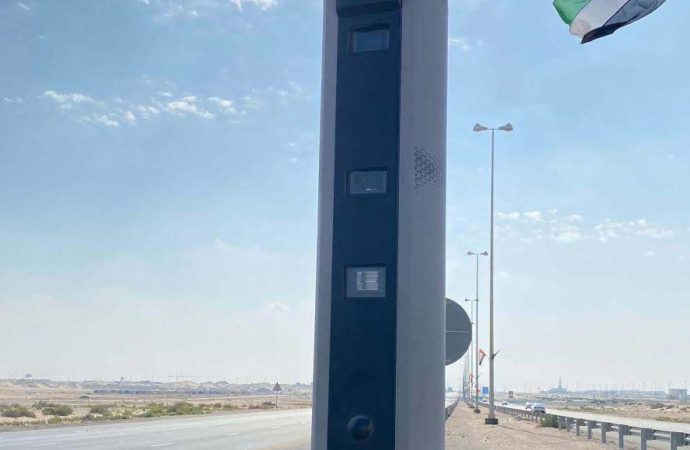 Over 700 new high-tech radars to be installed on Abu Dhabi roads – News