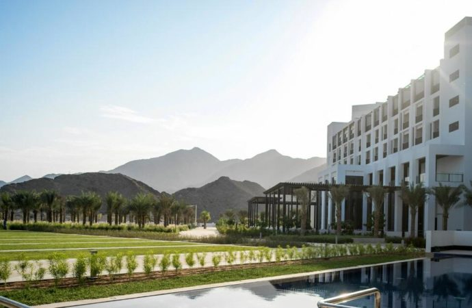 Hotel head admires 'resilience' and recovery across Middle East