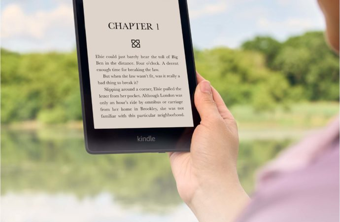 Amazon unveils 2021 Kindle Paperwhite and a new Kindle Paperwhite Signature Edition