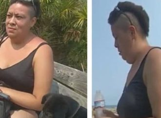 Georgia woman arrested, charged after throwing injured puppy into ocean