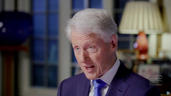 Bill Clinton in hospital with non-COVID-19 infection