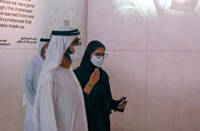 Expo 2020 Dubai: Sheikh Mohammed thanks creators who brought his book to life – News