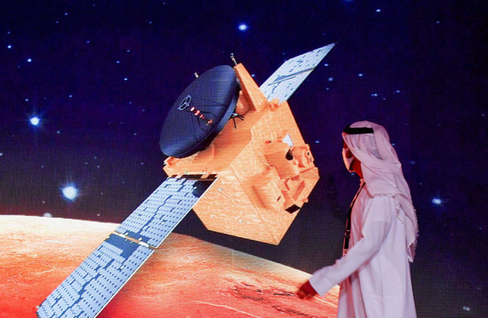 New boss hired as UAE Space Agency chases interplanetary mission ambitions