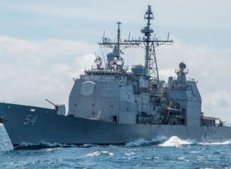 Chinese military condemns joint US-Canada warship transit through Taiwan Strait
